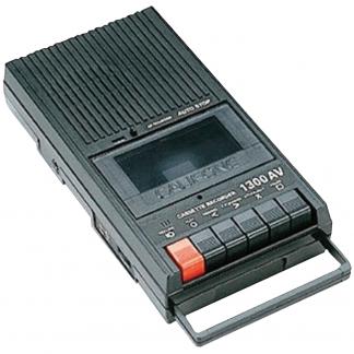 Budget Cassette Recorder