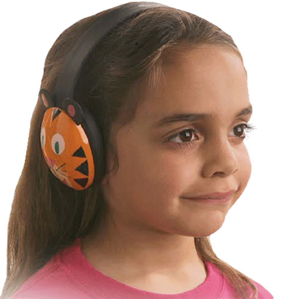 Tiger Headphones