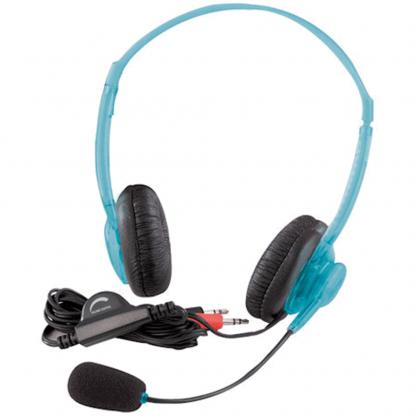 Multimedia, headset