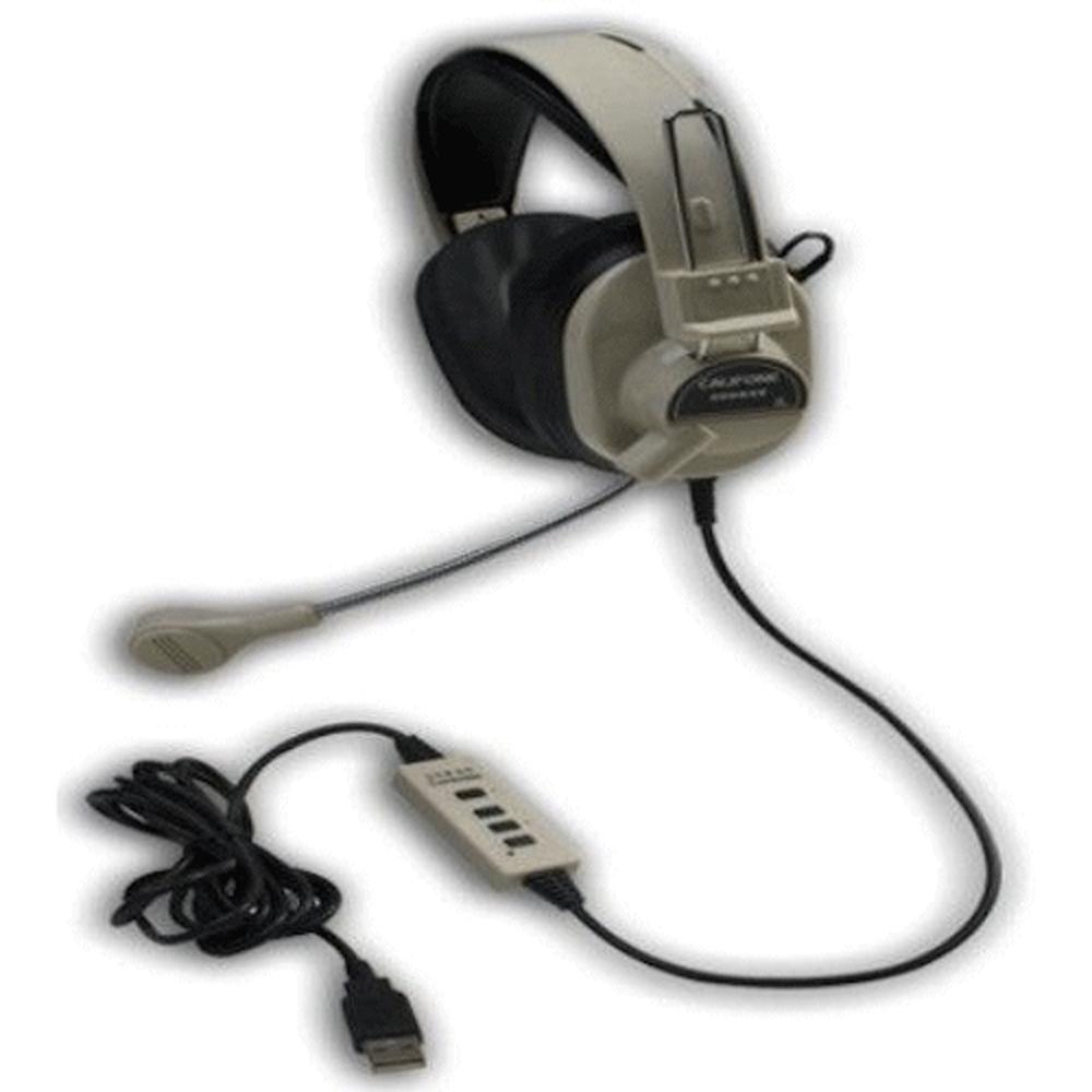 USB, Headset