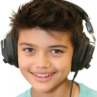 Mono / Stero Headphones