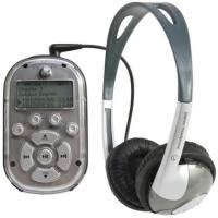 MP3 Player, Headphone