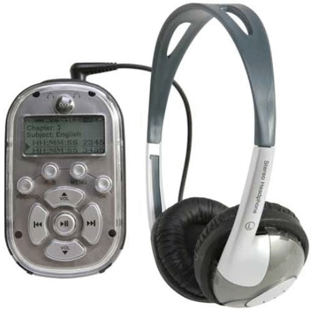 MP3 Player, Headphone